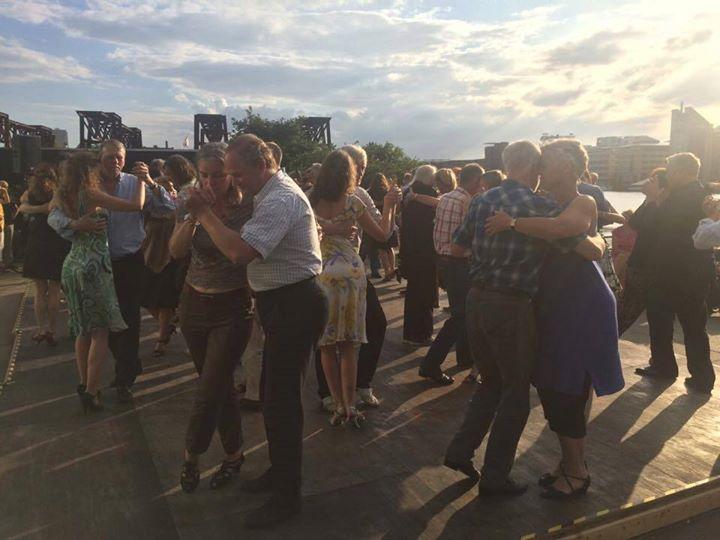 Tango på Bryggens Dansescene